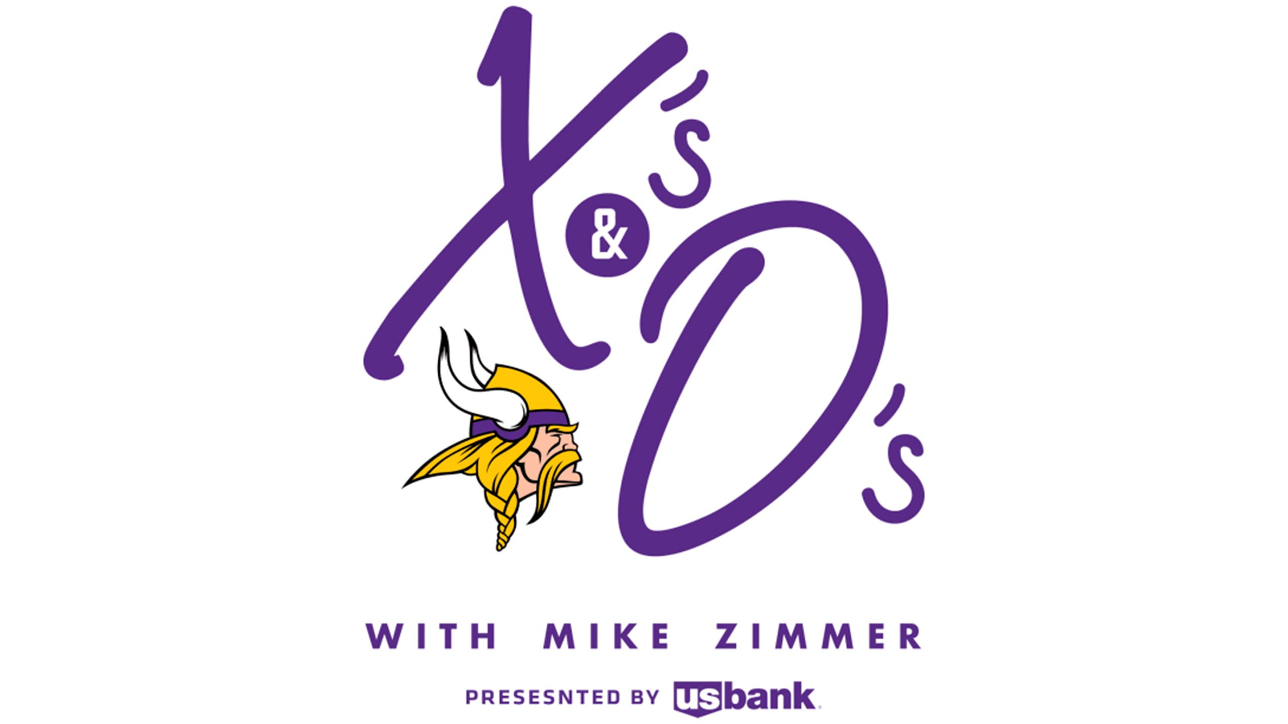 Xs and Os with Mike Zimmer
