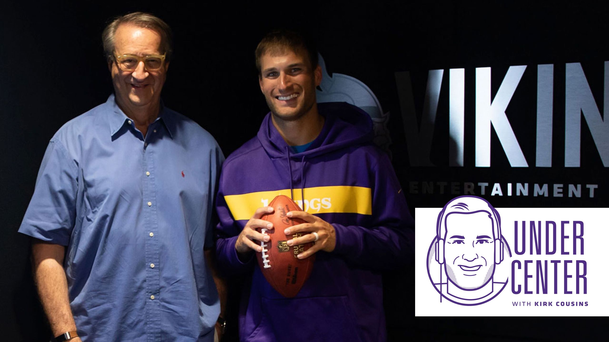 Under Center with Kirk Cousins