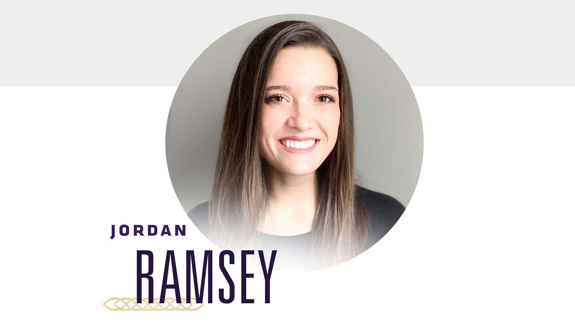 Jordan Ramsey – Coordinator, Partner Experience + Special Projects, Minnesota Vikings