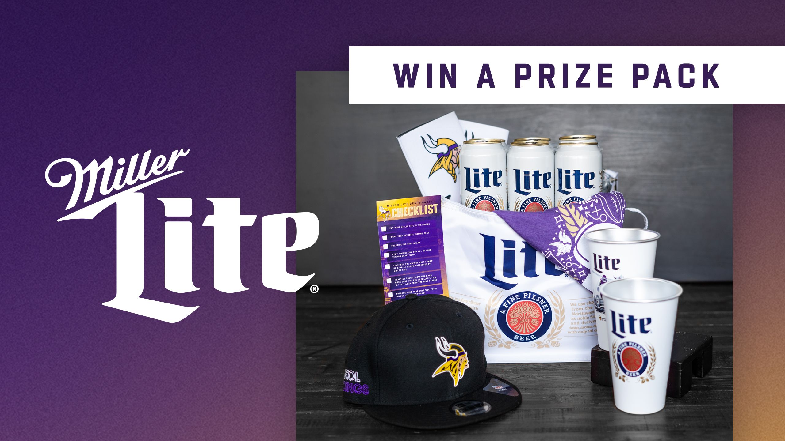 Win a Draft Prize Pack