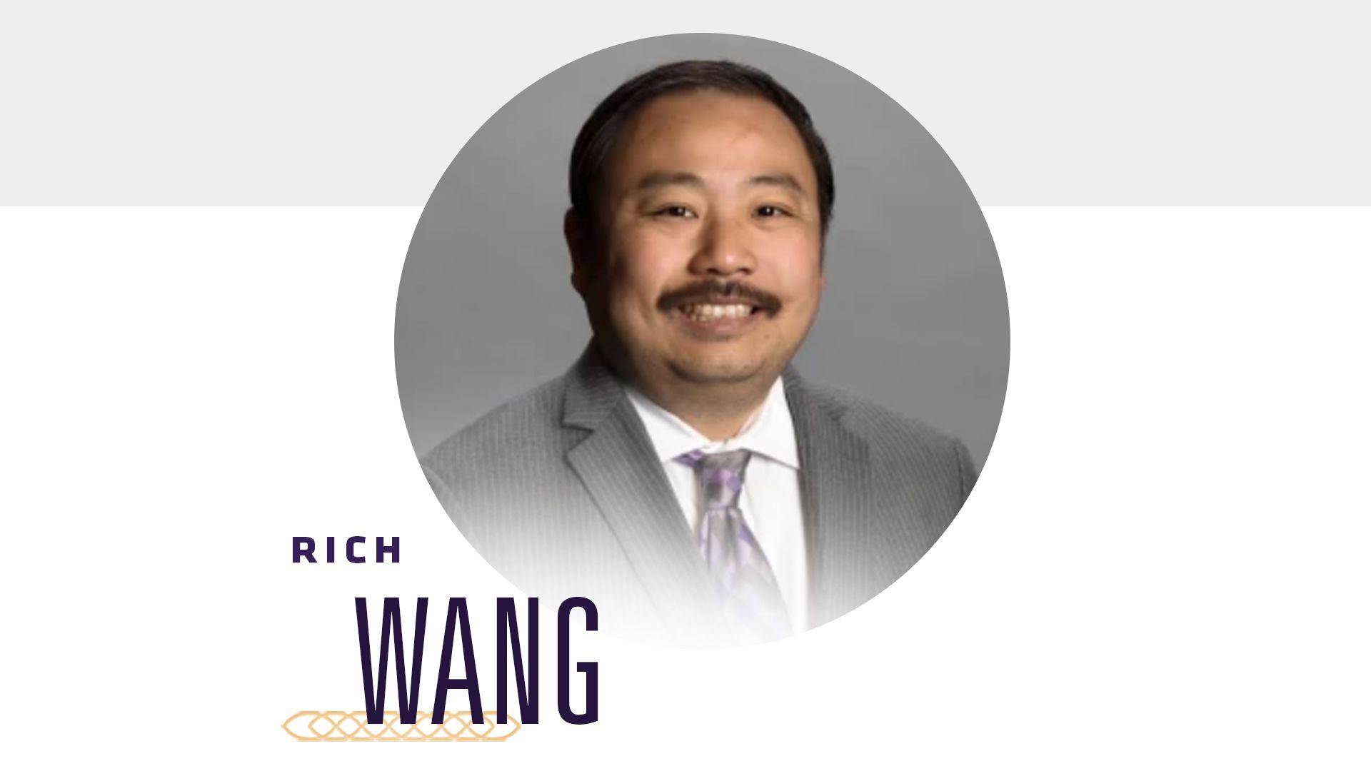 Rich Wang, Director of Analytics and Engagement, Minnesota Vikings