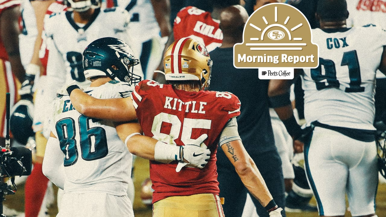 Morning Report Recapping The 49ers Vs Eagles Week 4 Matchup