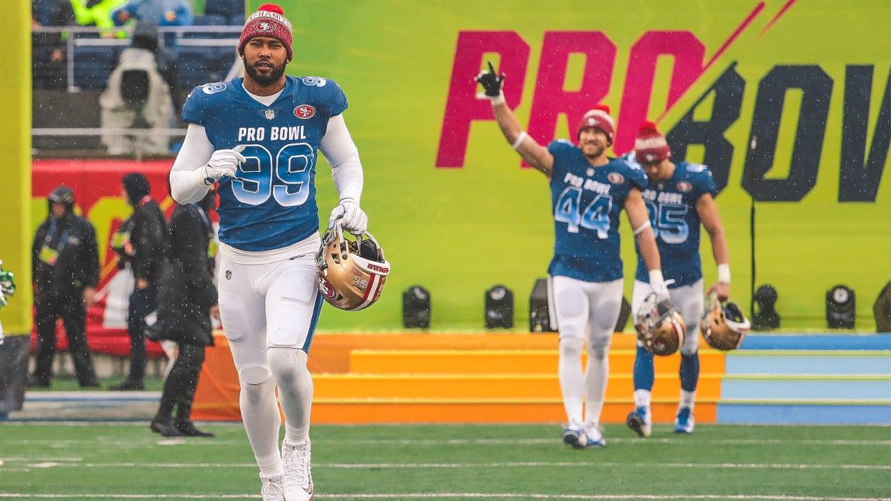 8adad948db2 Social Recap: 49ers Spend Epic Week at the NFL Pro Bowl