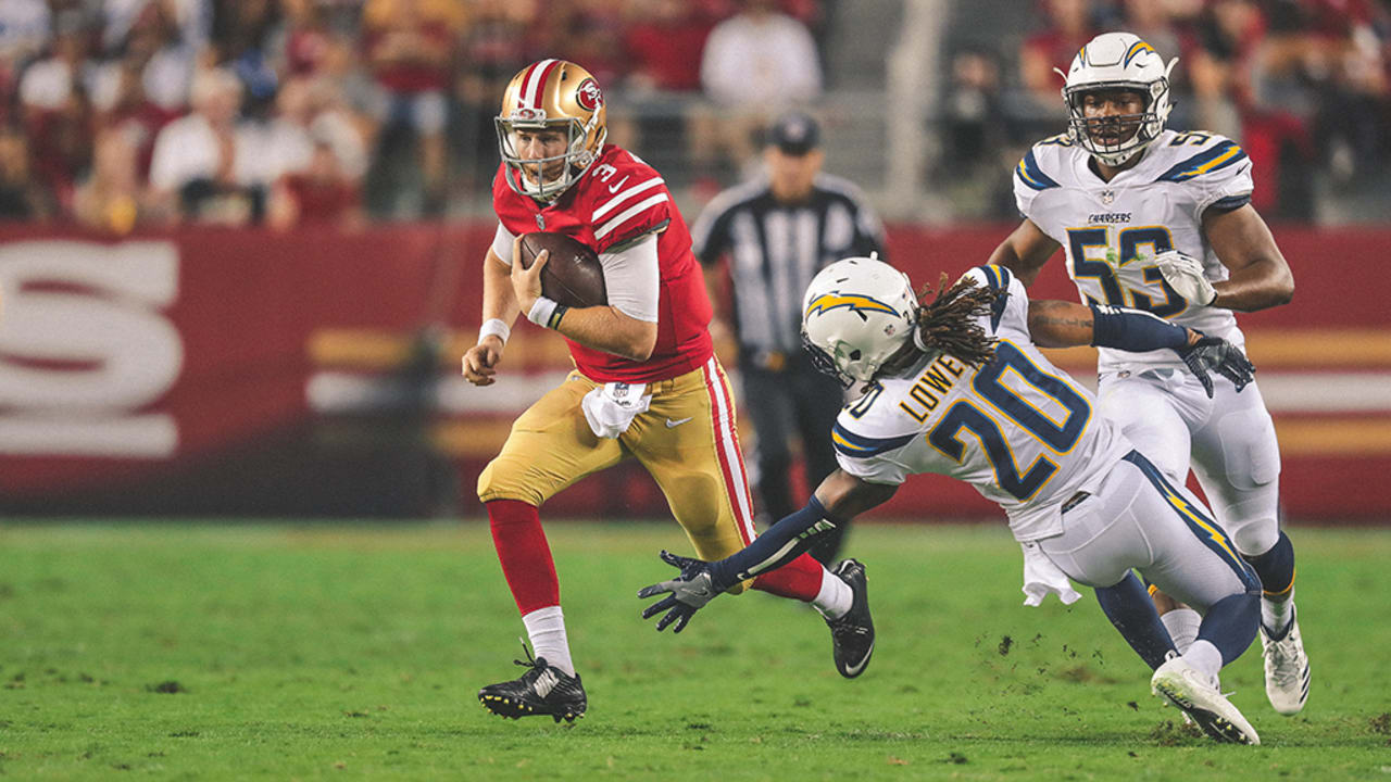 Where To Watch San Francisco 49ers Vs Los Angeles Chargers