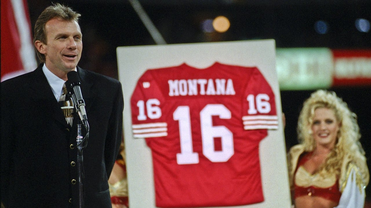 buy popular caf3d f6d7d Throwback Thursday: 49ers Retired Jersey Numbers