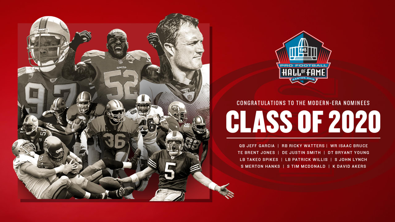 Nfl Games In London 2020.Patrick Willis John Lynch Announced As Nominees For Hall Of