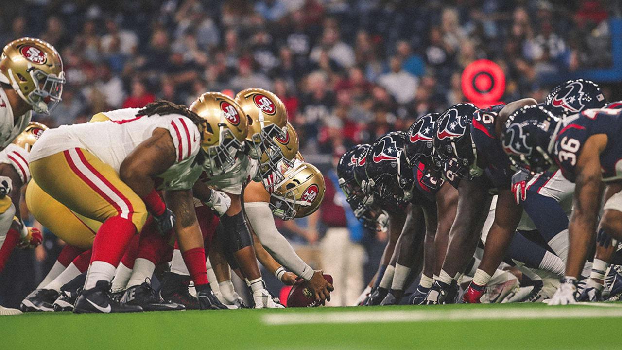 5fb24884f Full Highlights: 49ers at Texans Preseason Week 2