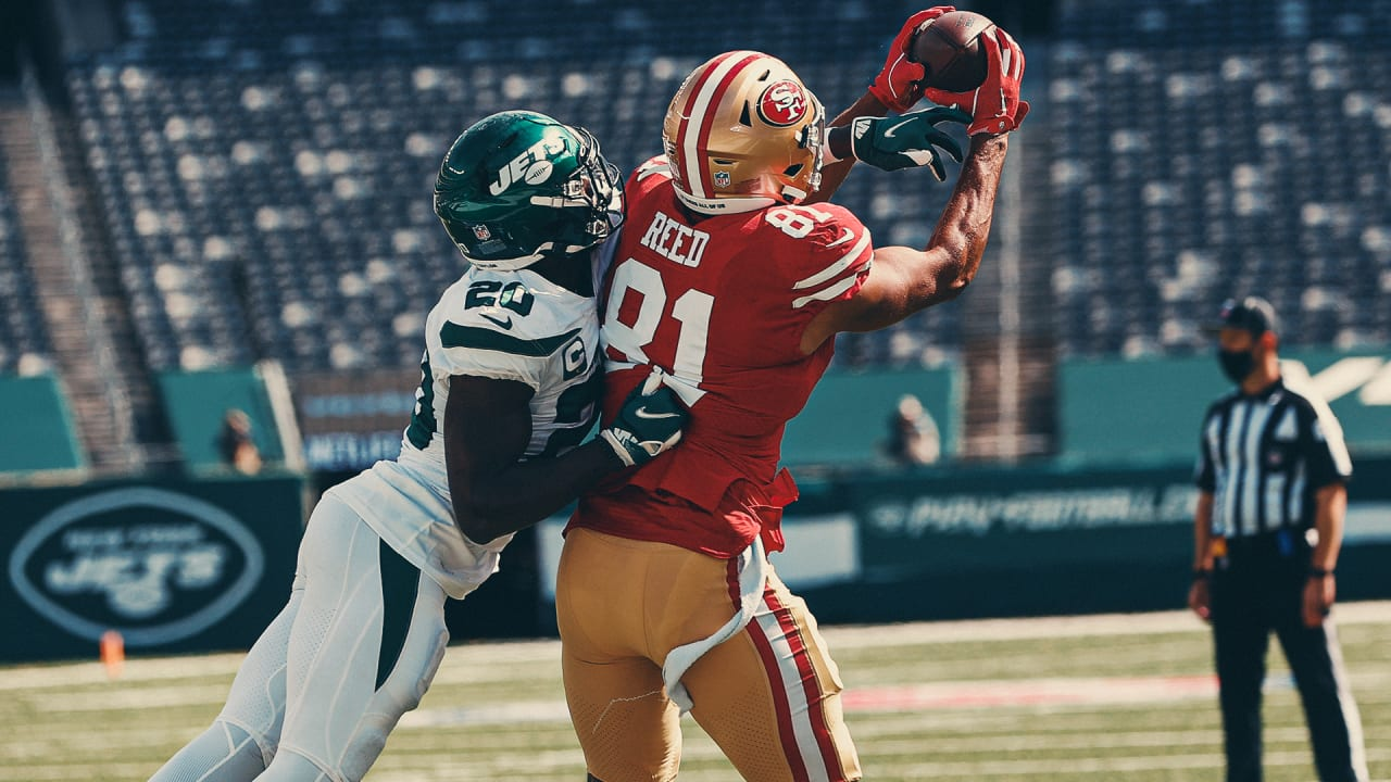 Jordan Reed Leads Several 49ers Who Impressed in Decisive Victory Over the  Jets