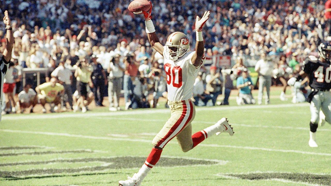 Happy Birthday  Jerry Rice  Career Highlights