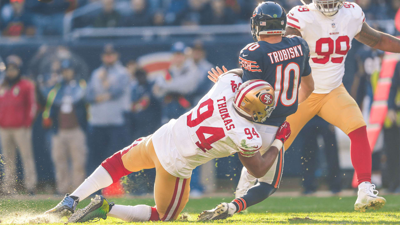 2b4d71ba093 Team Comparison: 49ers Host Chicago Bears in Home Finale