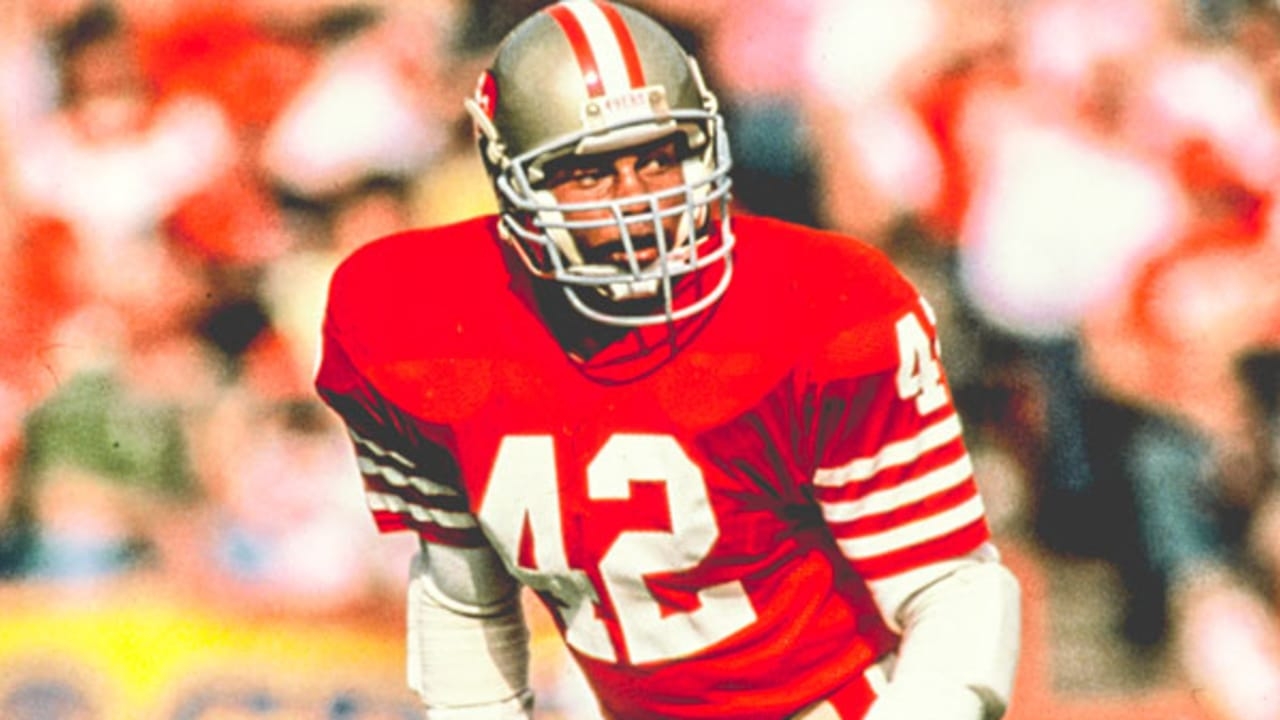 49ers Legends Ronnie Lott 8fb446c41