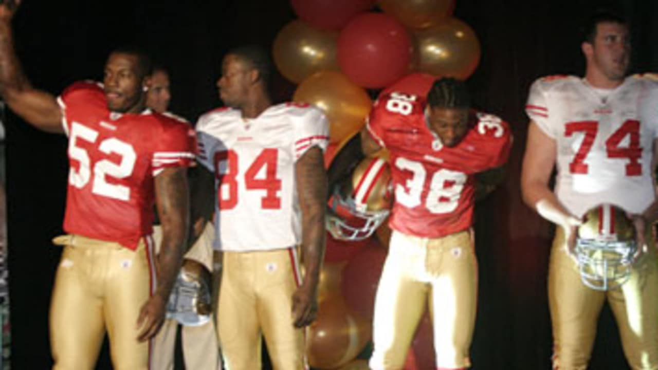 forty niners new jersey