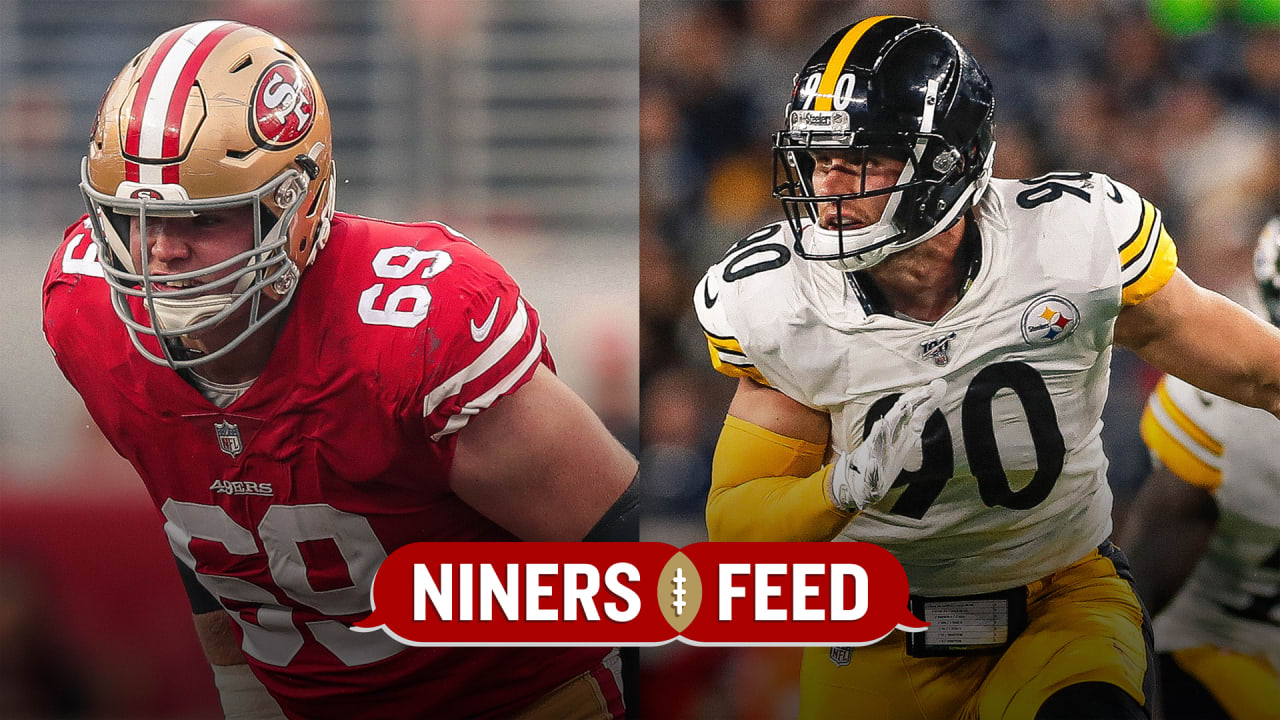 new styles 09585 1d62a 5 Key Matchups: 49ers Home Opener vs. Steelers