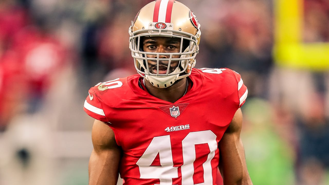 Image result for antone exum 49ers