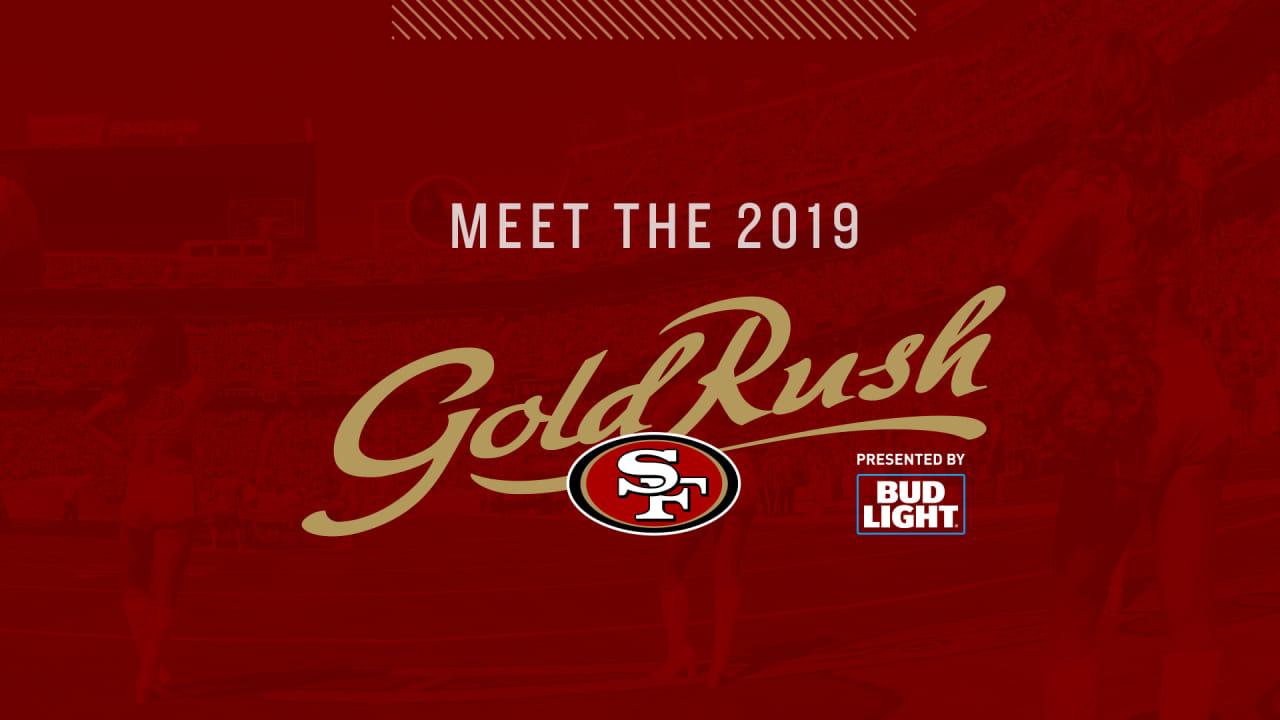 Meet the 2019 Gold Rush
