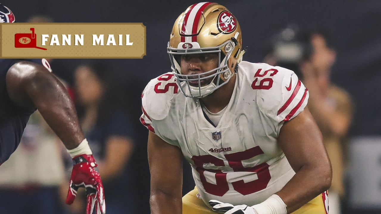 ce0e1463a Fann Mail: Are 49ers Lineup Changes on the Horizon?