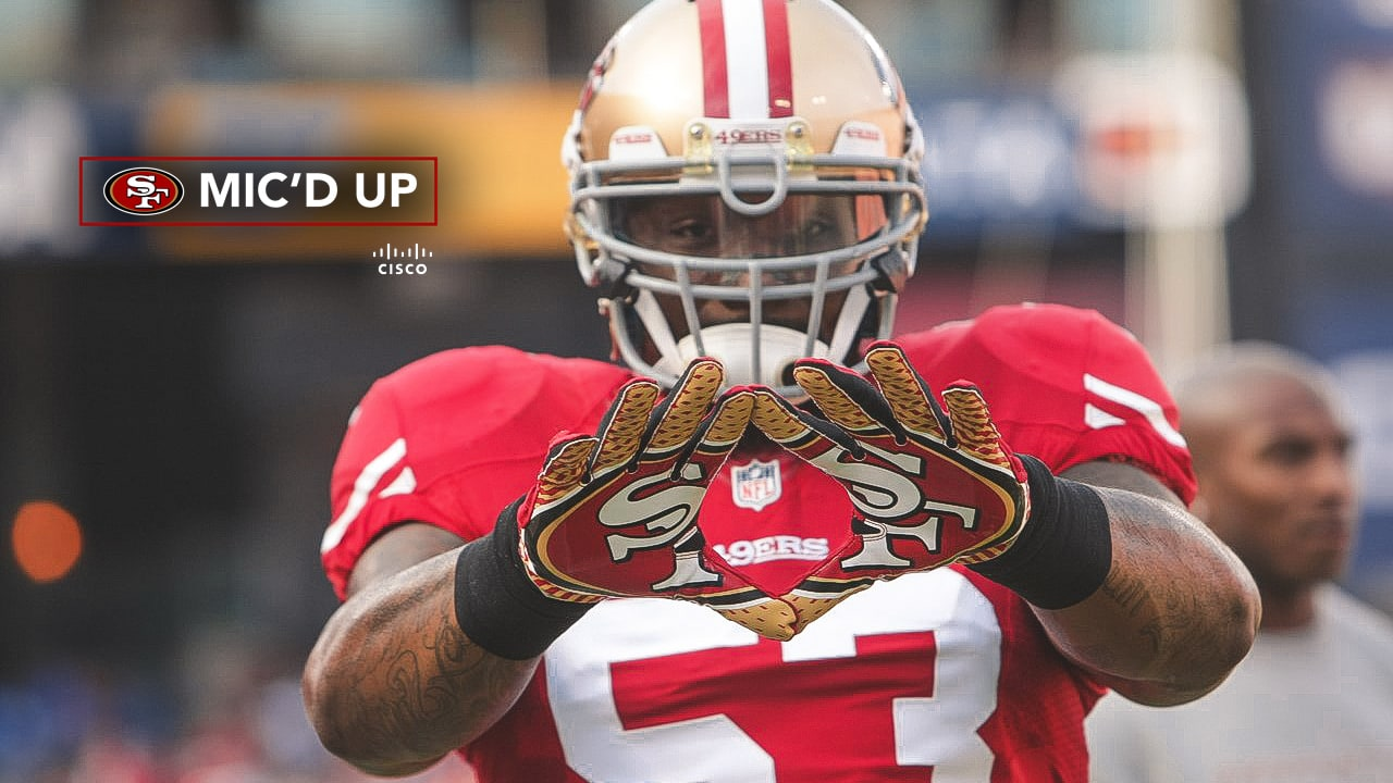 new concept b1b3a 1ee6f NaVorro Bowman Retires from NFL as a Member of the 49ers