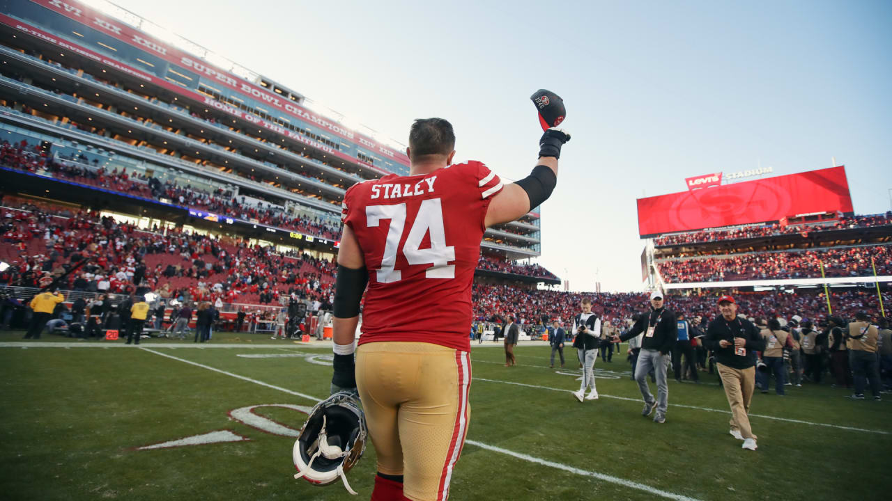 Senior Bowl to Induct Joe Staley and Four Others into Hall of Fame