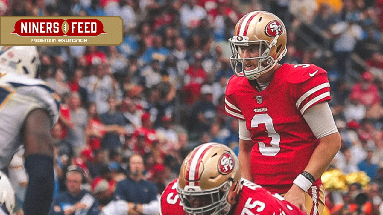 a8576113 10 Takeaways: Chargers 29, 49ers 27 in Week 4