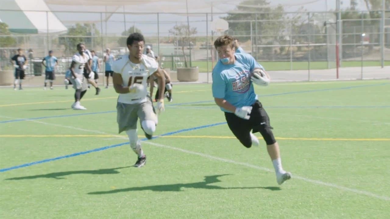 49ers Youth Football Hosts 7 On 7 Hs Tournament