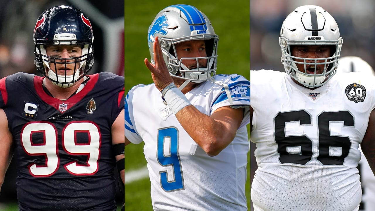 New Faces Around the NFC West Following First Wave of Free Agency - 49ers.com