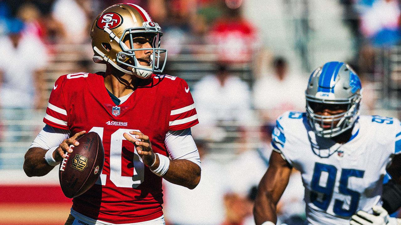 San Francisco 49ers Visit Detroit Lions on September 12ht