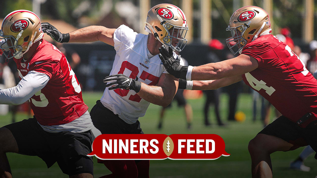 4045d4a5 8 Observations from 49ers 2019 Training Camp: July 27