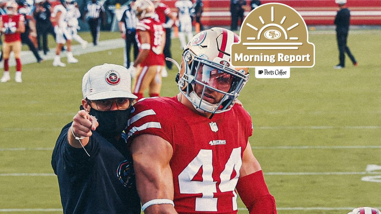Mike McDaniel Talks New Job as 49ers OC