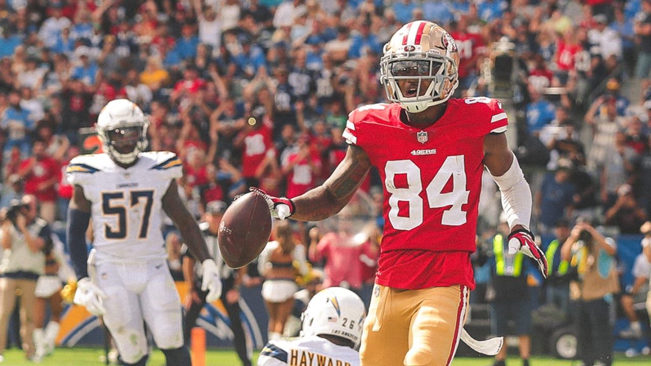 hot sale online 8072d b5e46 5 49ers Who Impressed in Week 4 According to Pro Football Focus