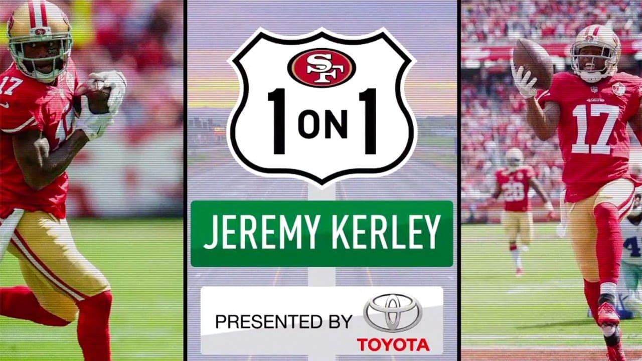1-on-1: 49ers WR Jeremy Kerley