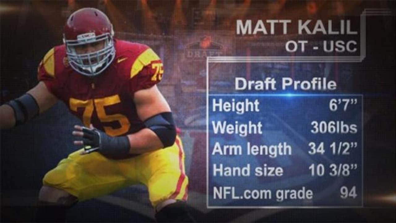 2012 Top Prospect: OL Matt Kalil