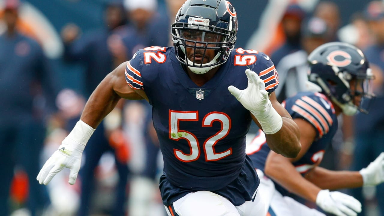 Five Bears players voted to Pro Bowl  hot sale