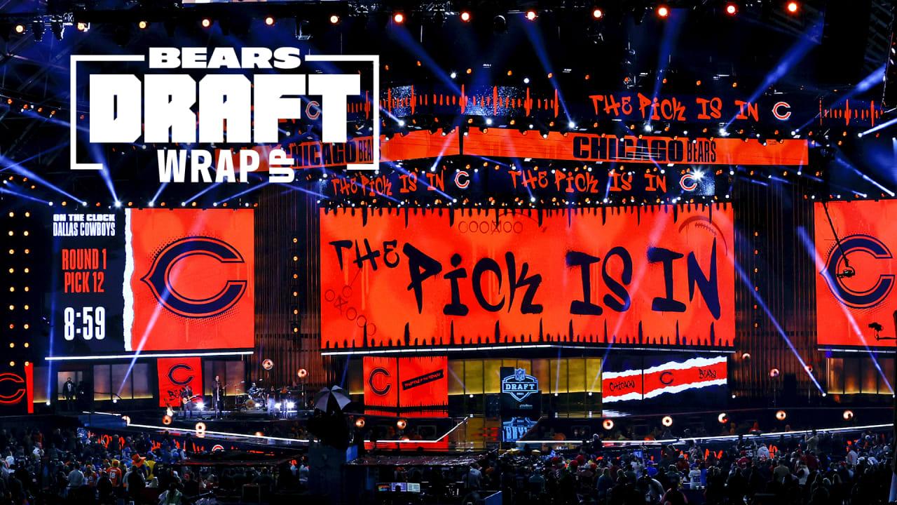 NFL.com writers rank Bears draft No. 1 in league