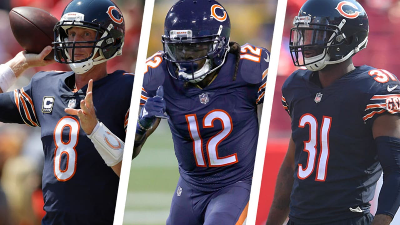 new product 3a547 54b9f Roster moves: Bears release Glennon, Wheaton, Cooper