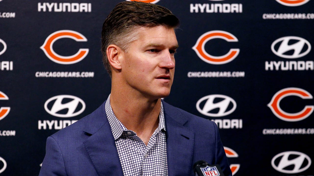Chicago Bears, general manager Ryan Pace prepping for unique free agency period