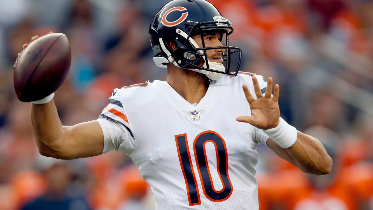 Qb Preview Mitchell Trubisky And Patrick Mahomes