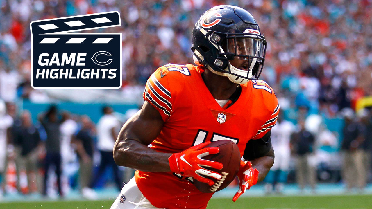 Highlights  Bears at Dolphins cf2900577