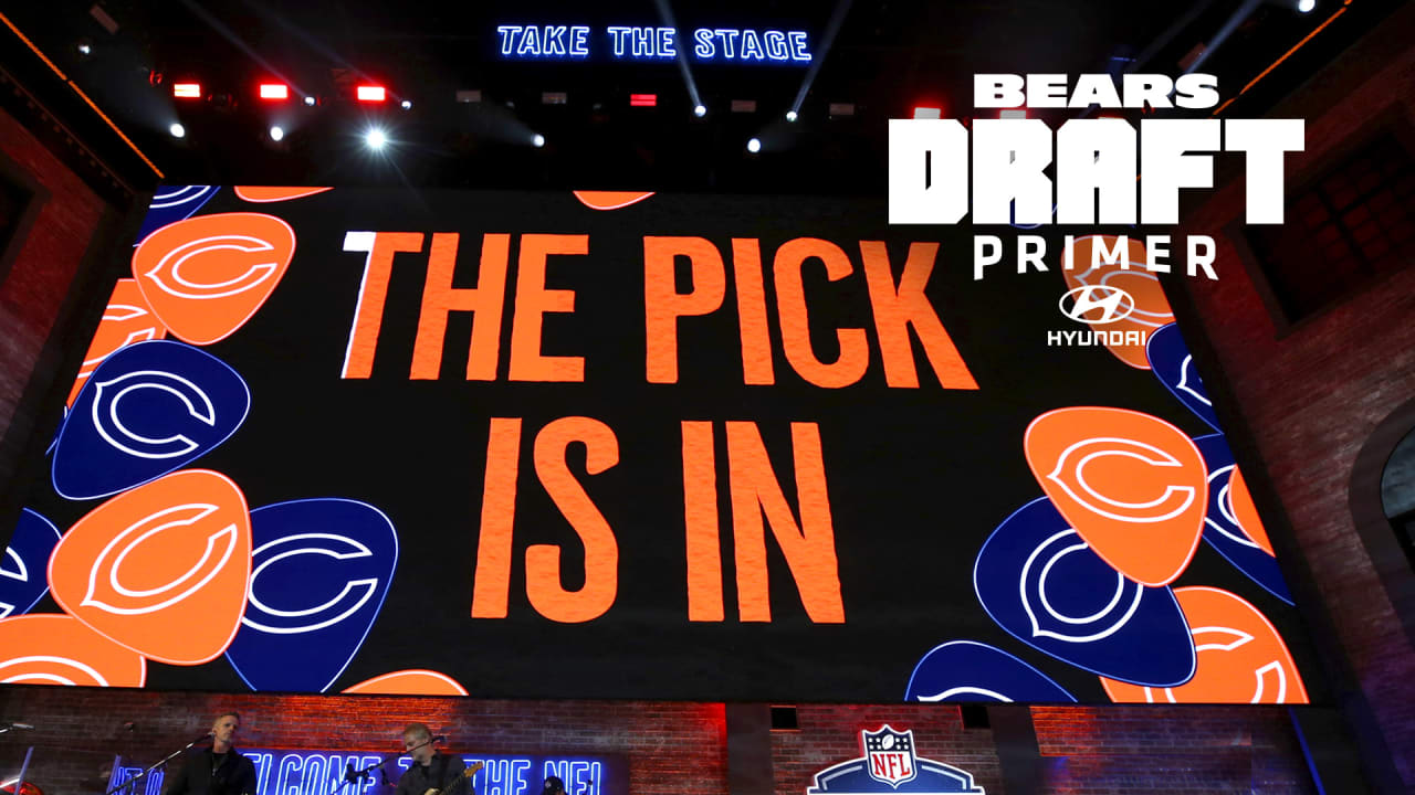 Chicago Bears Round 1 mock draft