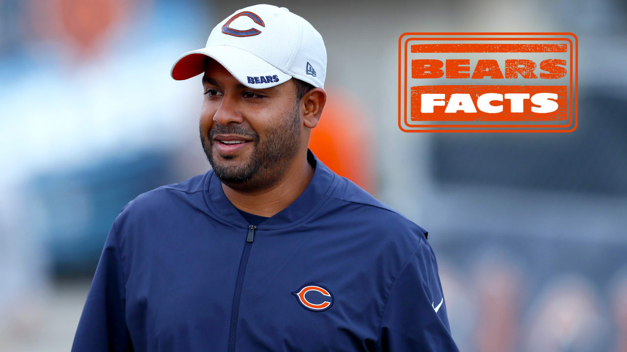 5 things you may not know about new Chicago Bears defensive coordinator Sean Desai