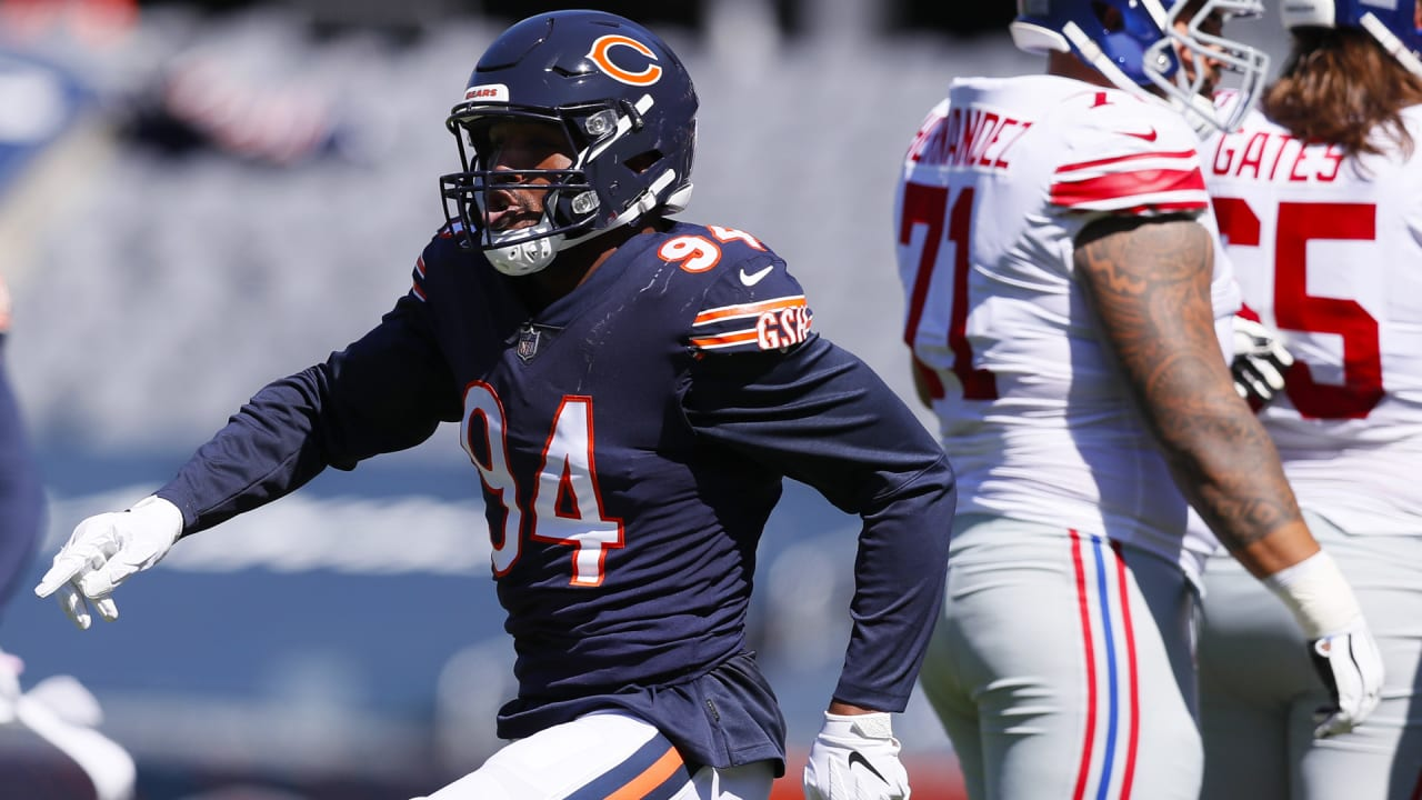 'Blazing good' Robert Quinn makes impact in Chicago Bears debut