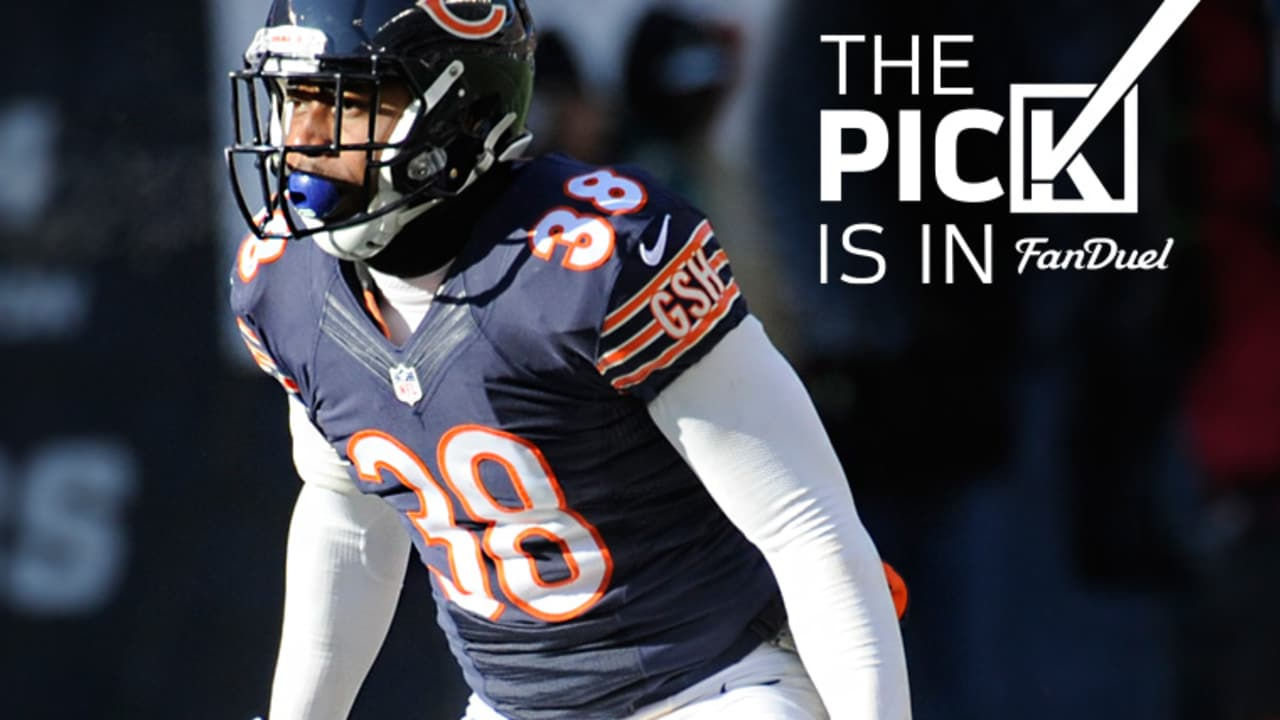 The Pick is in: Bears-Packers