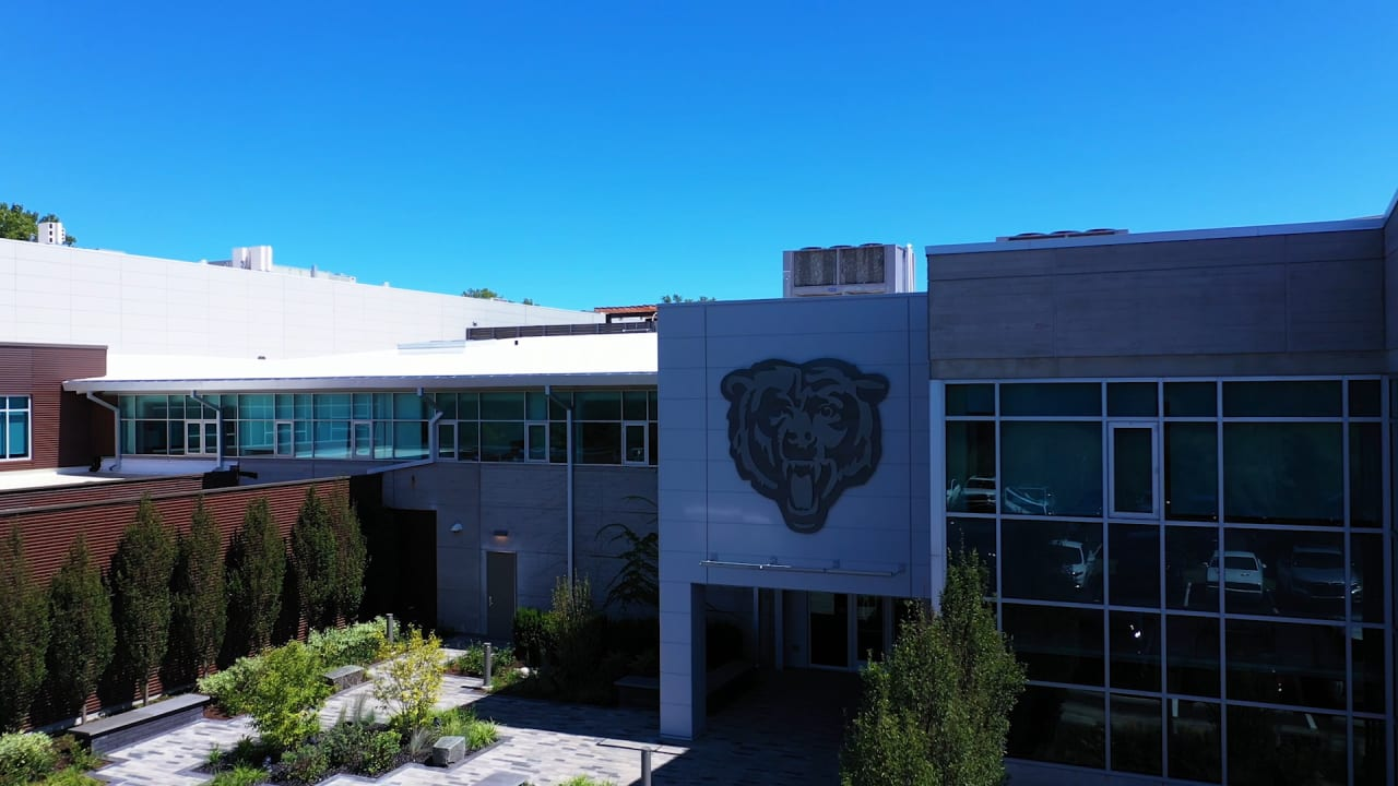 First Look: Newly renovated Halas Hall