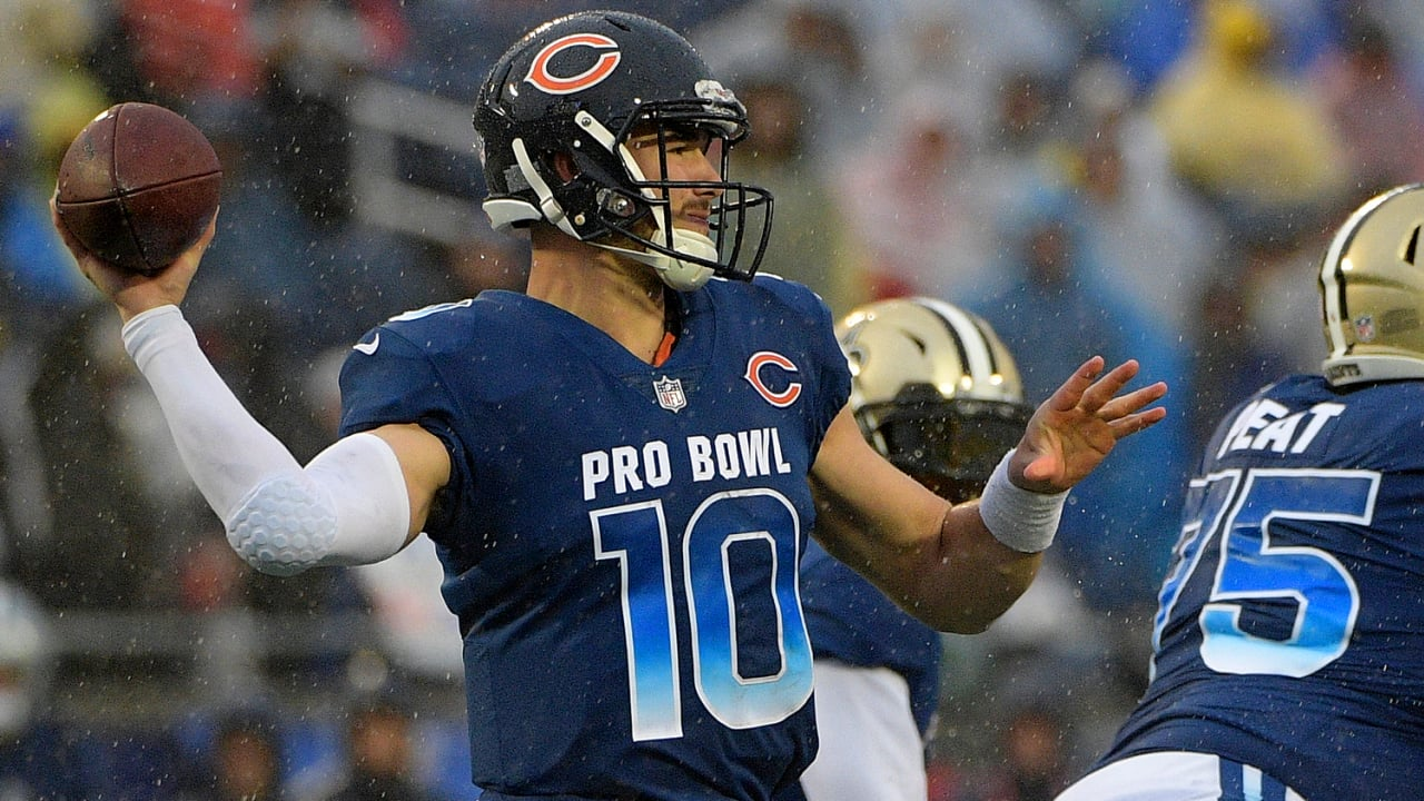 new product 6a619 e74a6 Pro Bowl 'a great experience' for Bears players