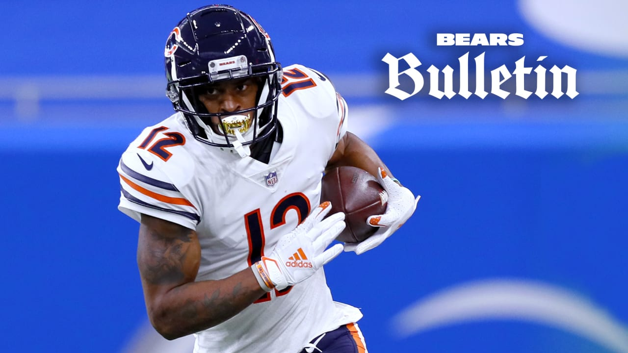 Chicago Bears place franchise tag on WR Allen Robinson II