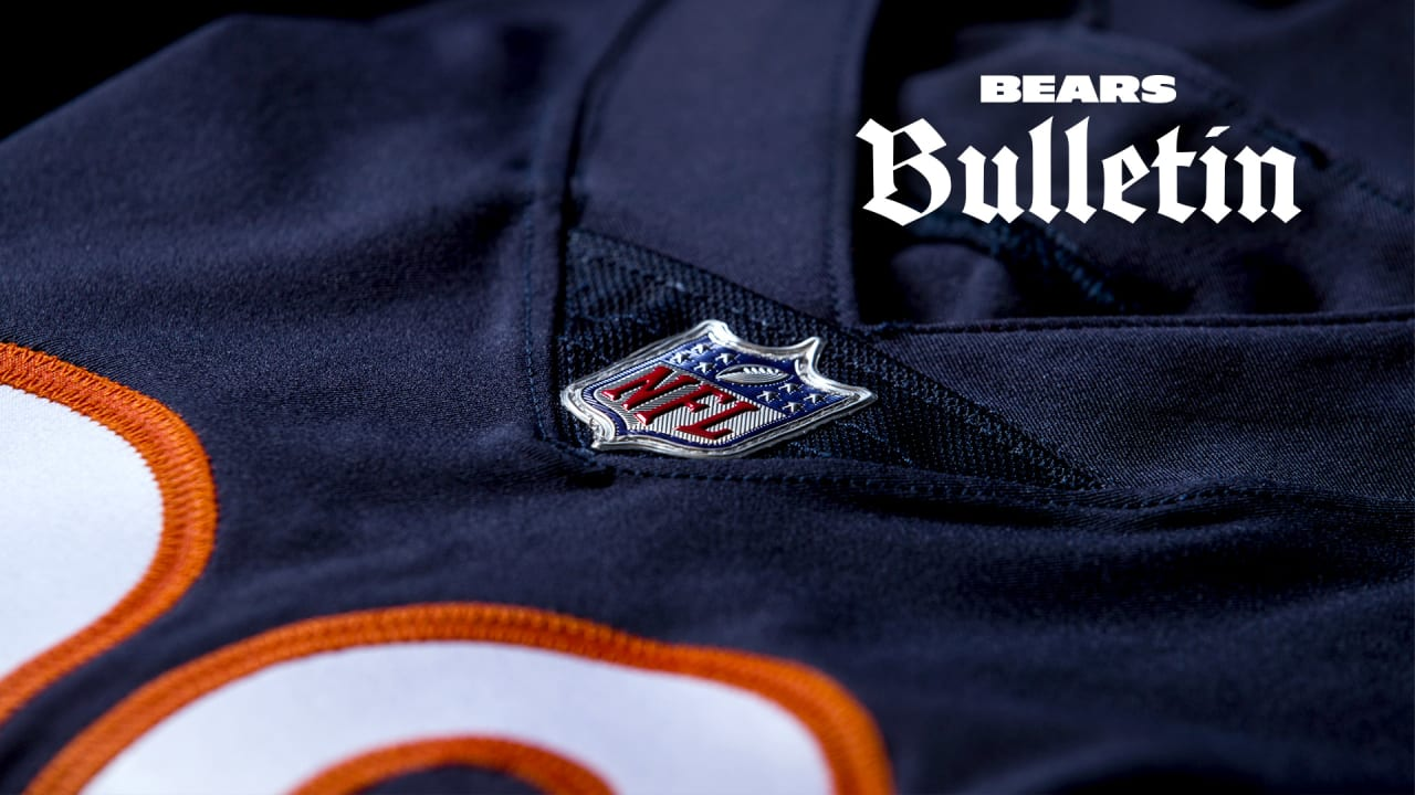 Chicago Bears reveal jersey numbers for new players