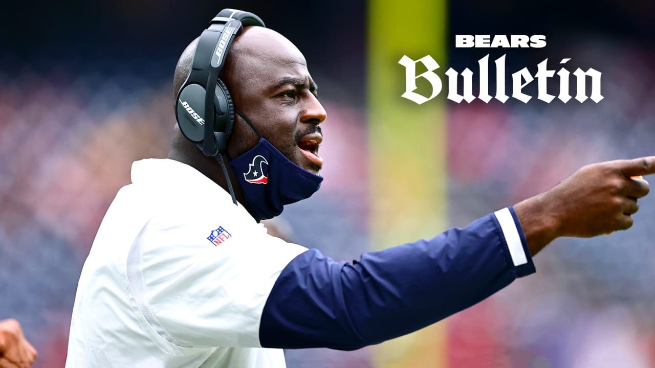 Chicago Bears hire Chris Rumph as new defensive line coach