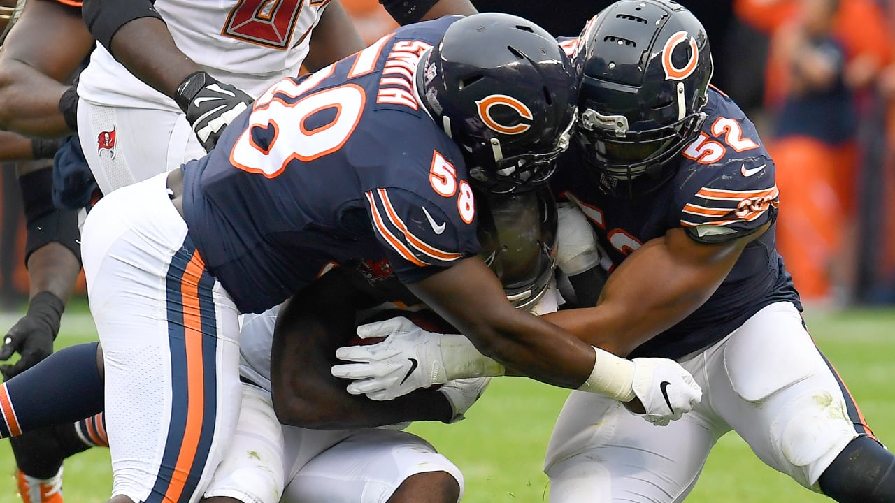 74bbb1be Bears ranked as NFL's third most talented team