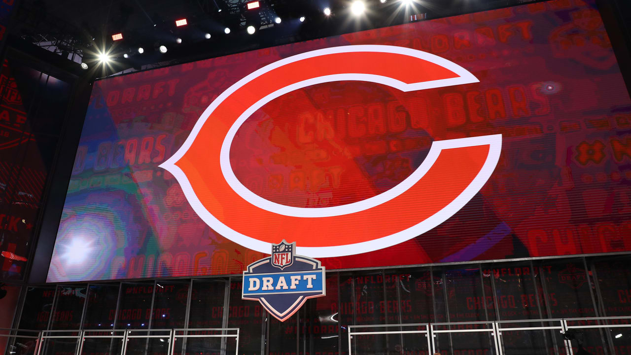 Which player will Chicago Bears select with 20th pick in 2021 NFL Draft?