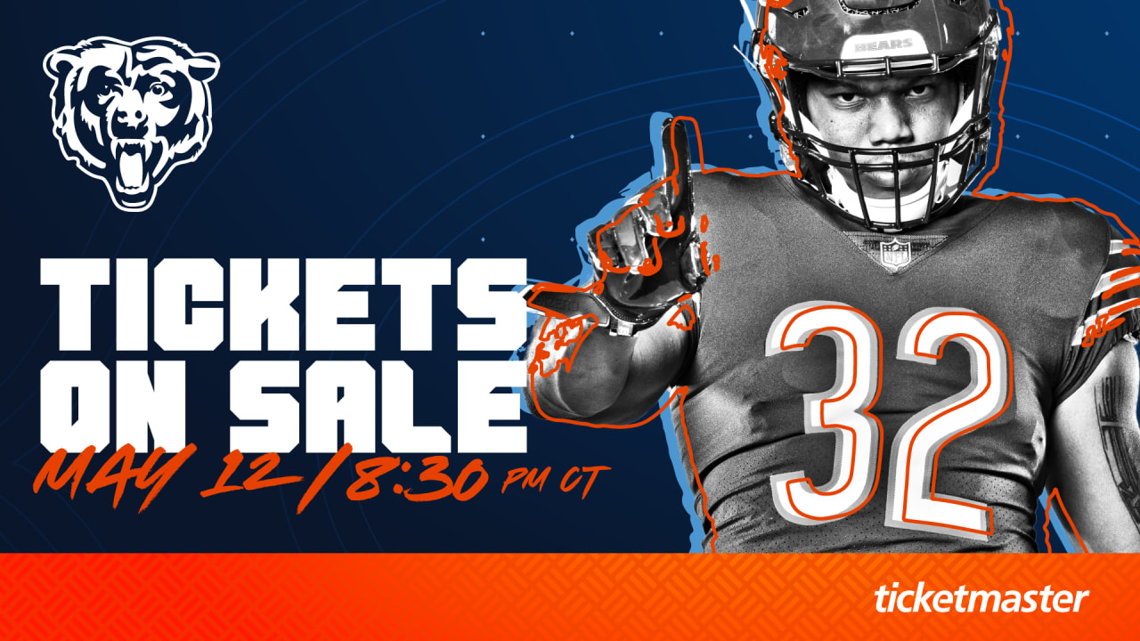 Chicago Bears single-game tickets, suites for 2021 season will go on sale May 12