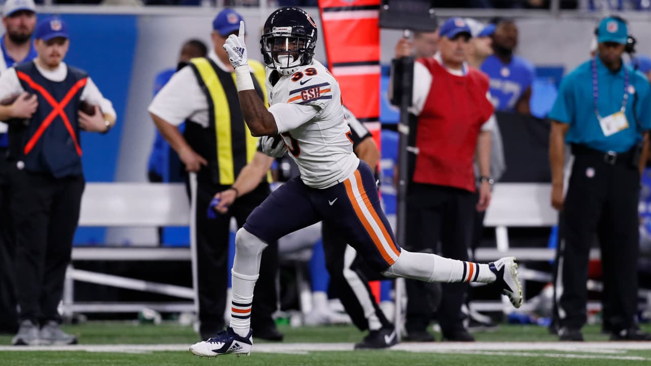 Jackson grabs pick-six on perfect pass read 3fe7fdded